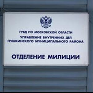 Отделения полиции Кызыла
