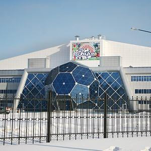 Спортивные комплексы Кызыла